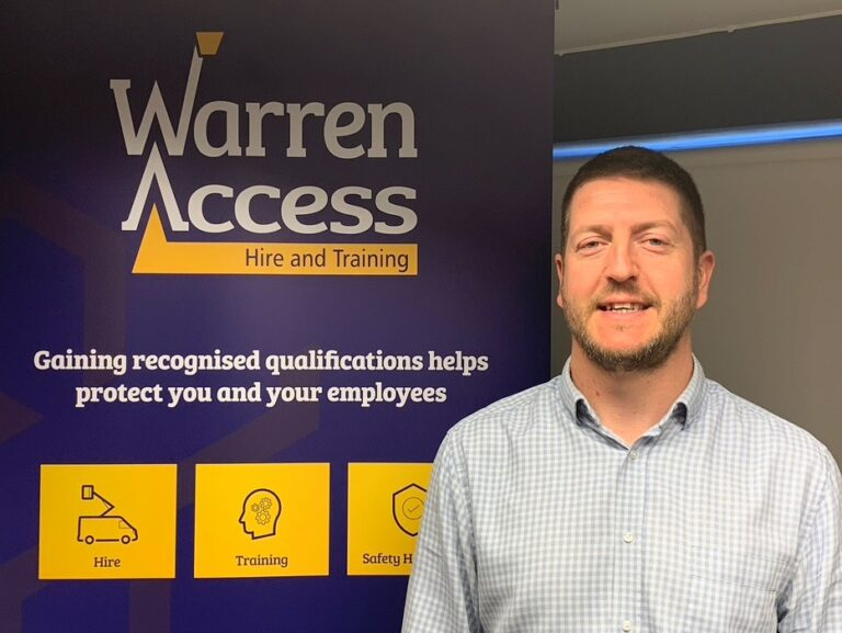 Paul Marshall Operations Manager in Warren Access Newcastle