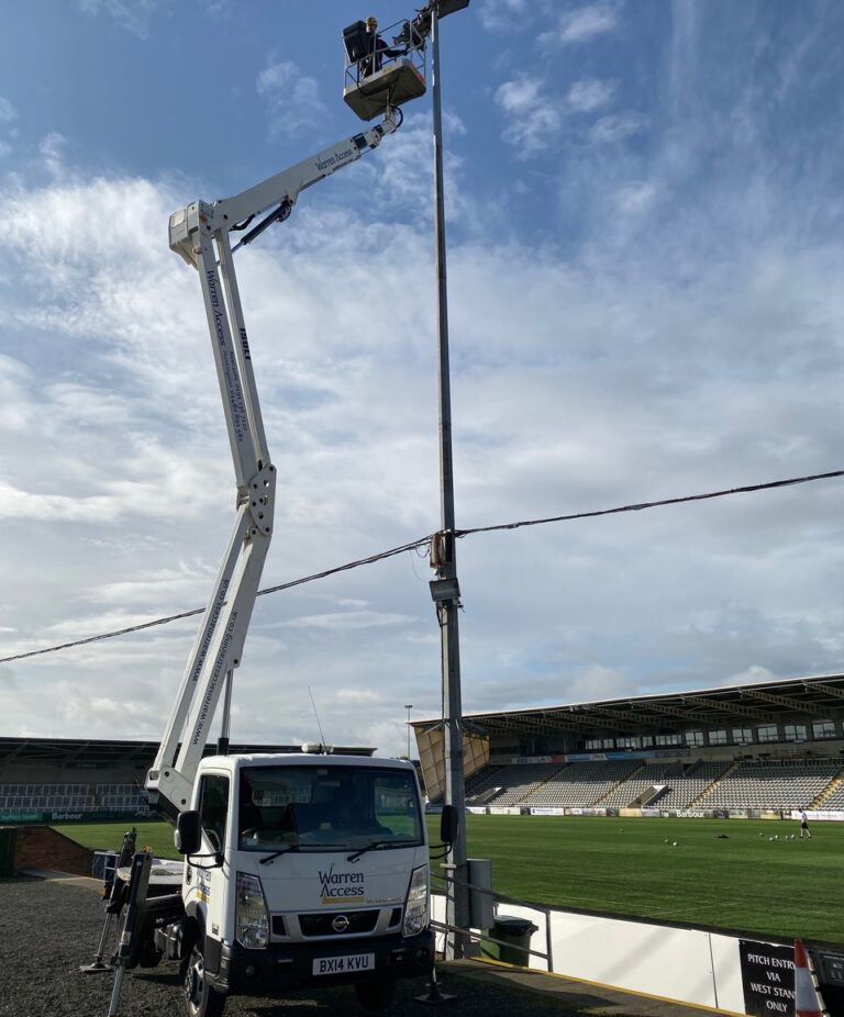 23m Isoli Truck Mounted Platform
