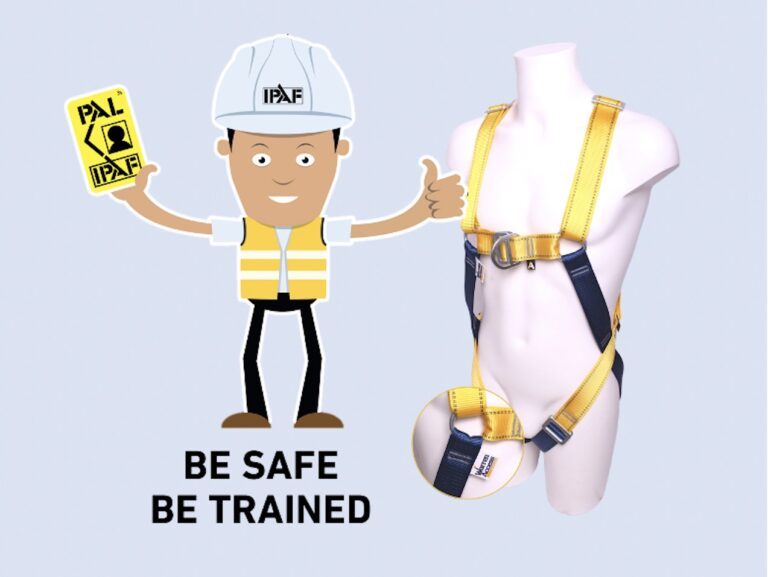 IPAF Harness Use & Inspection