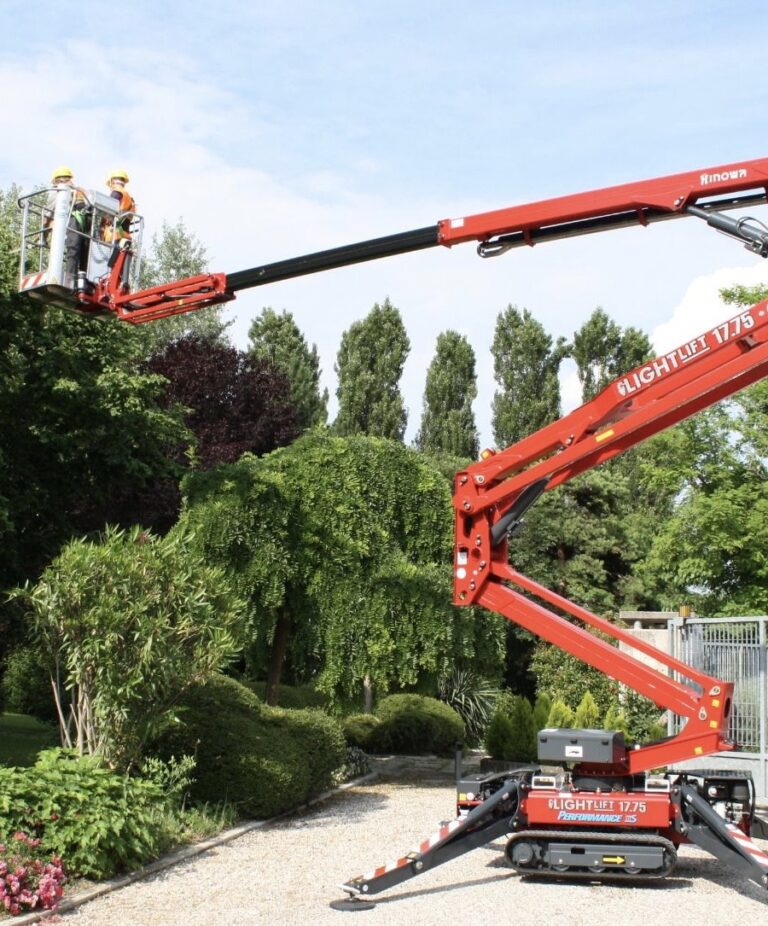 Tree & Garden Maintenance - 17m Hinowa Lightlift 1775 Tracked Access Platform