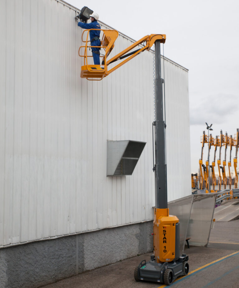 Outdoor - Star 10 - Electric Vertical Boom Lift