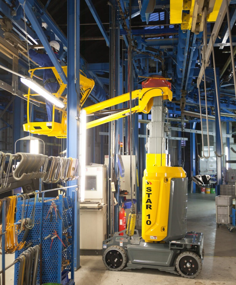 Industrial Maintenance Cleaning - Star 10 Boom