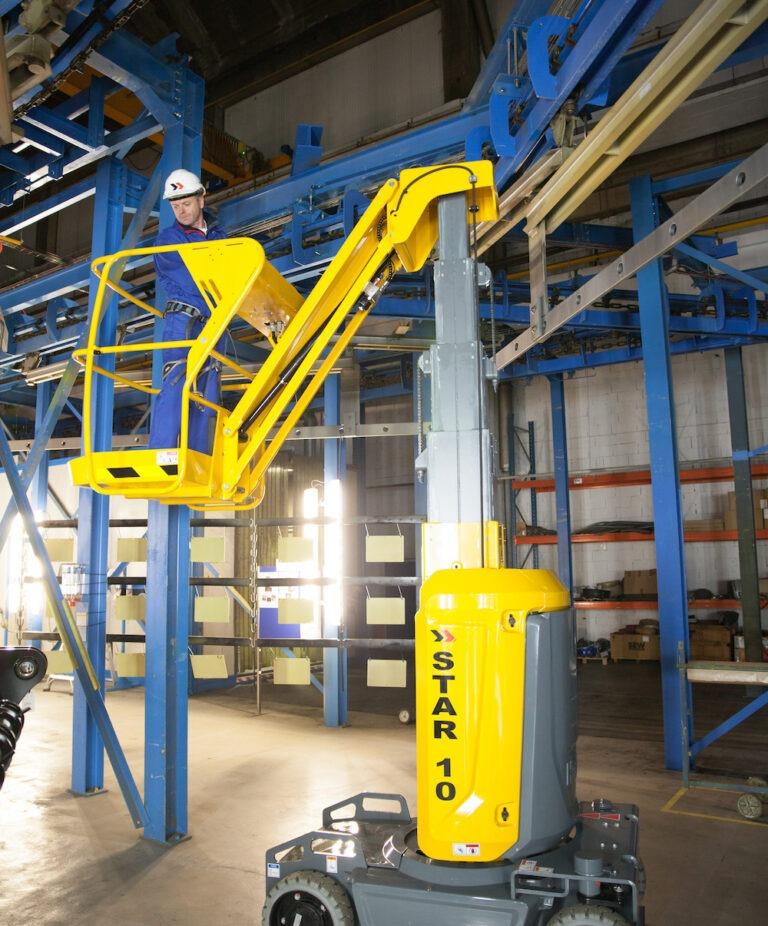 Star 10 indoor Industrial Maintenance Cleaning