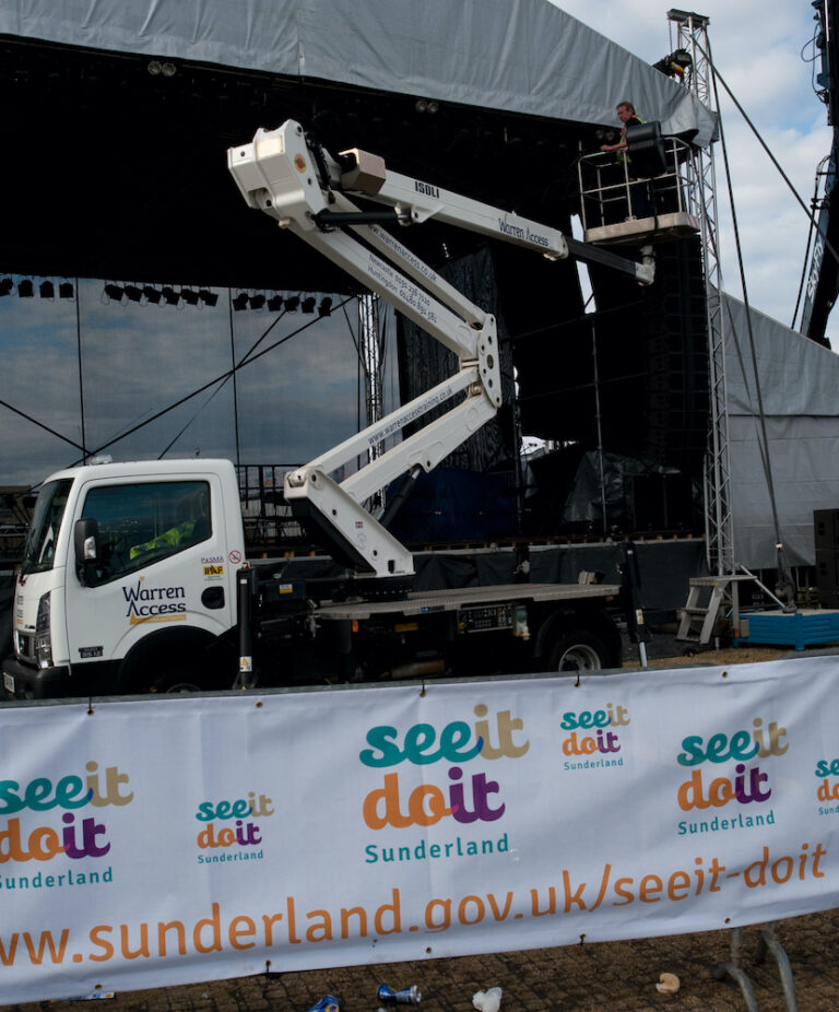 20m Isoli Truck Mounted Platform