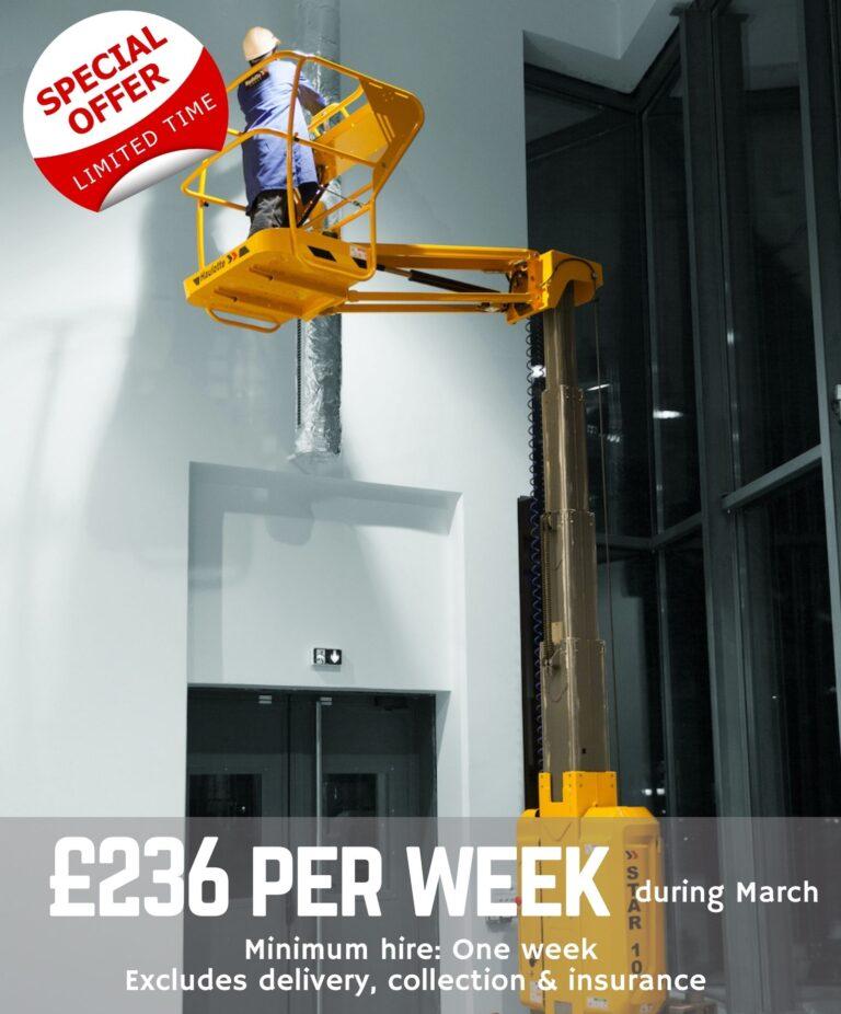 Star10 Offer £236 Per Week March 2021