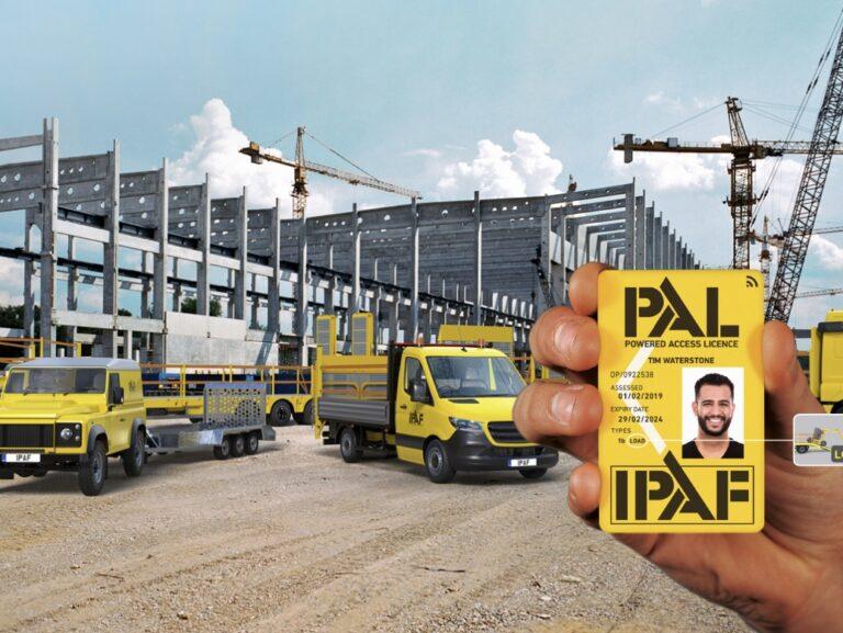 IPAF Load Unload Course