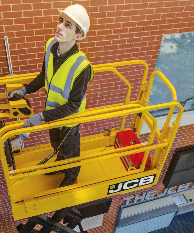 Maintenance - S1930E Electric Scissor Lift