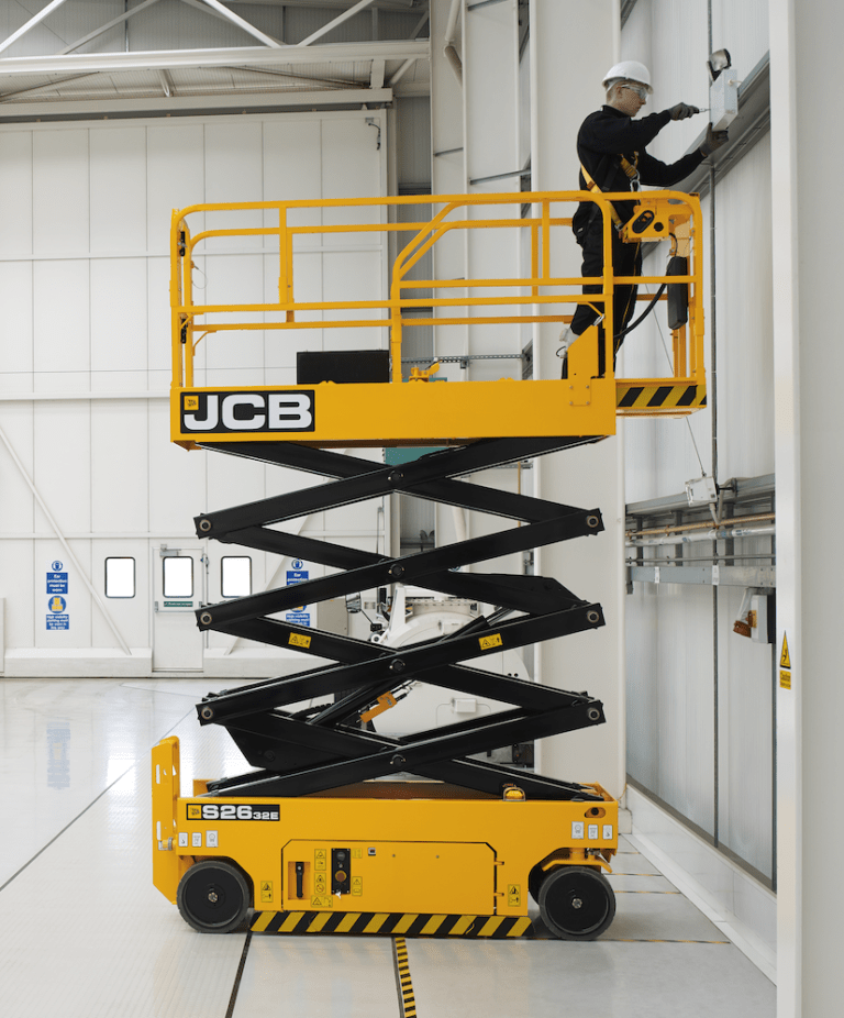 10m JCB 2632 Narrow Electric Scissor Lift
