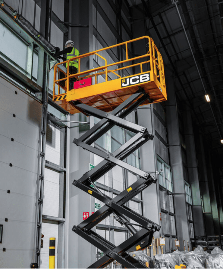 Maintenance - 10m JCB 2646 - Electric Scissor Lift