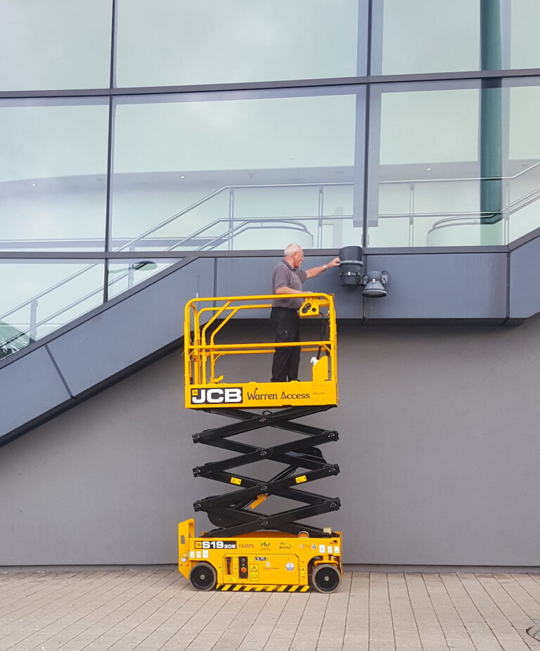 Low Level - JCB S1930 Narrow Electric Scissor Lift