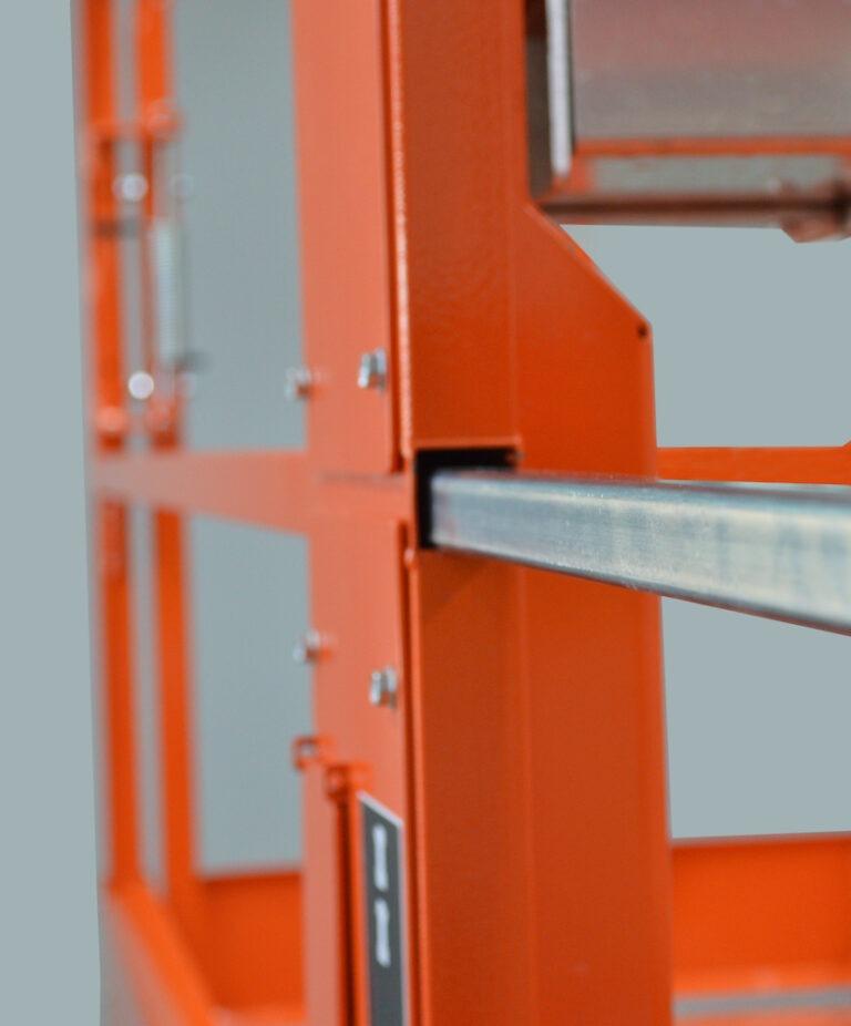 Rails - Snorkel S4726E Electric Scissor Lift