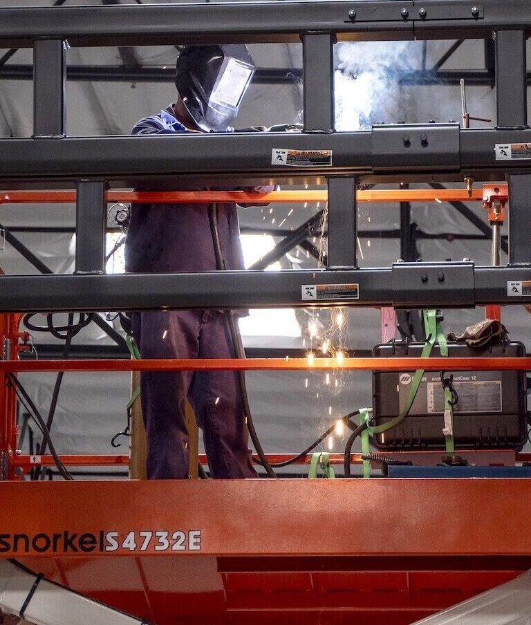 Maintenance - 11.8m Snorkel S4732 Electric Scissor Lift