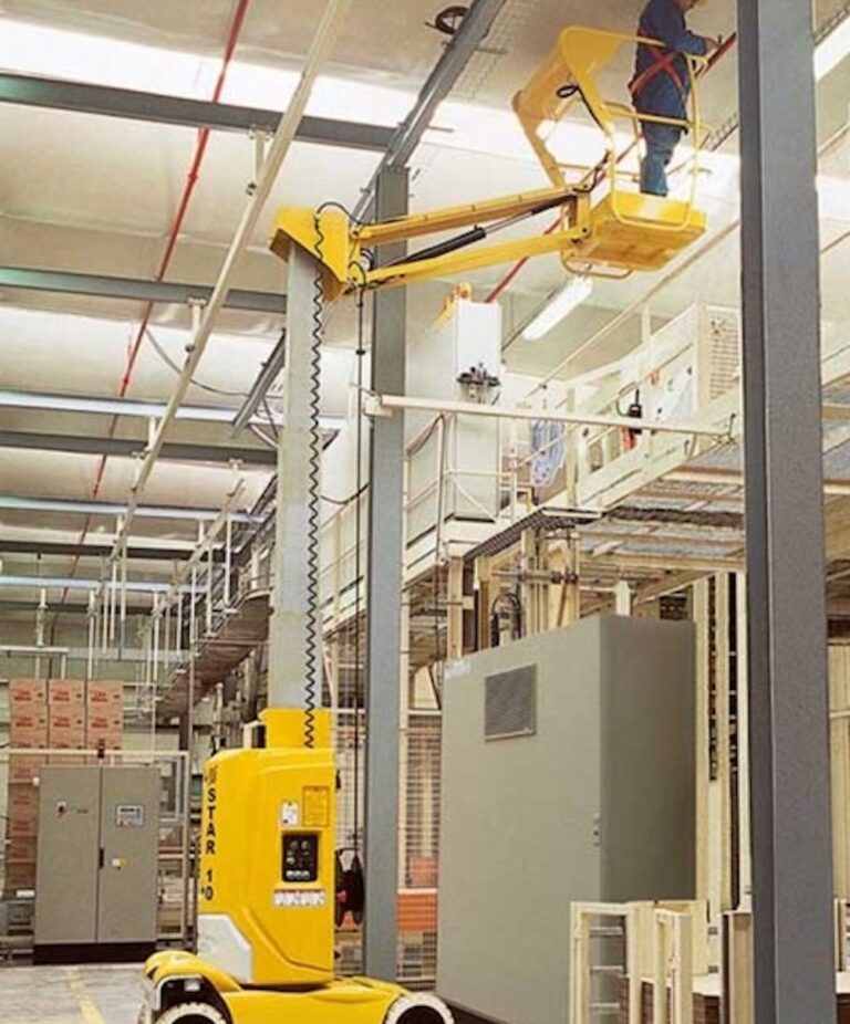 Difficult Spaces - Star 10 Boom Lift