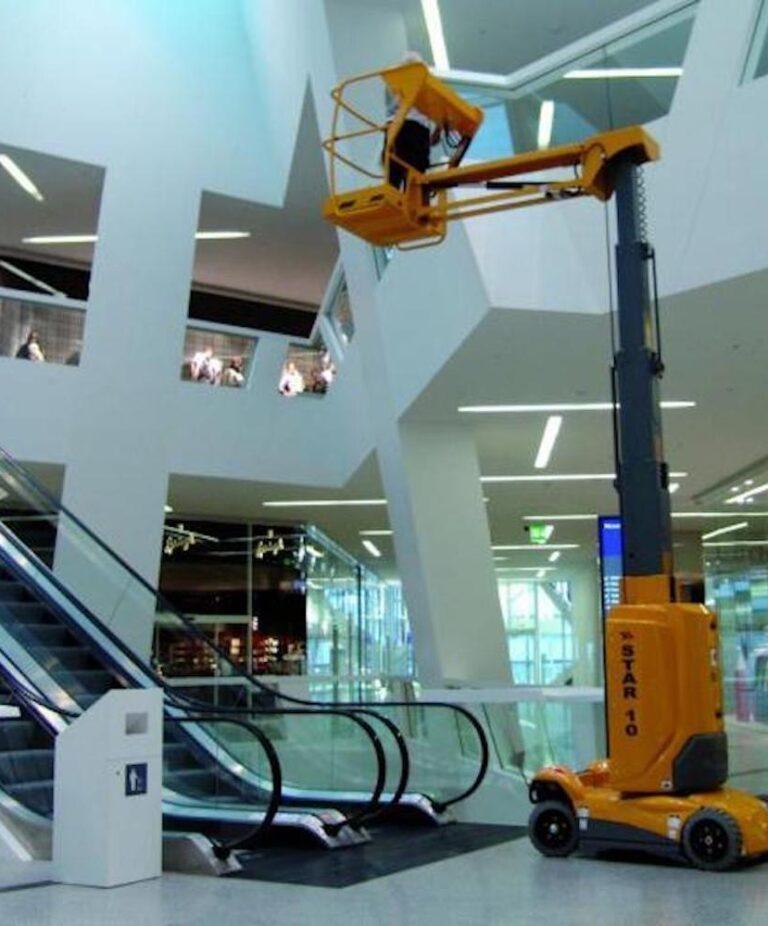 Easy Access - Indoor - Star 10 Boom Lift