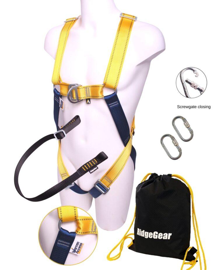 2-Point Fall Restraint Harness Kit