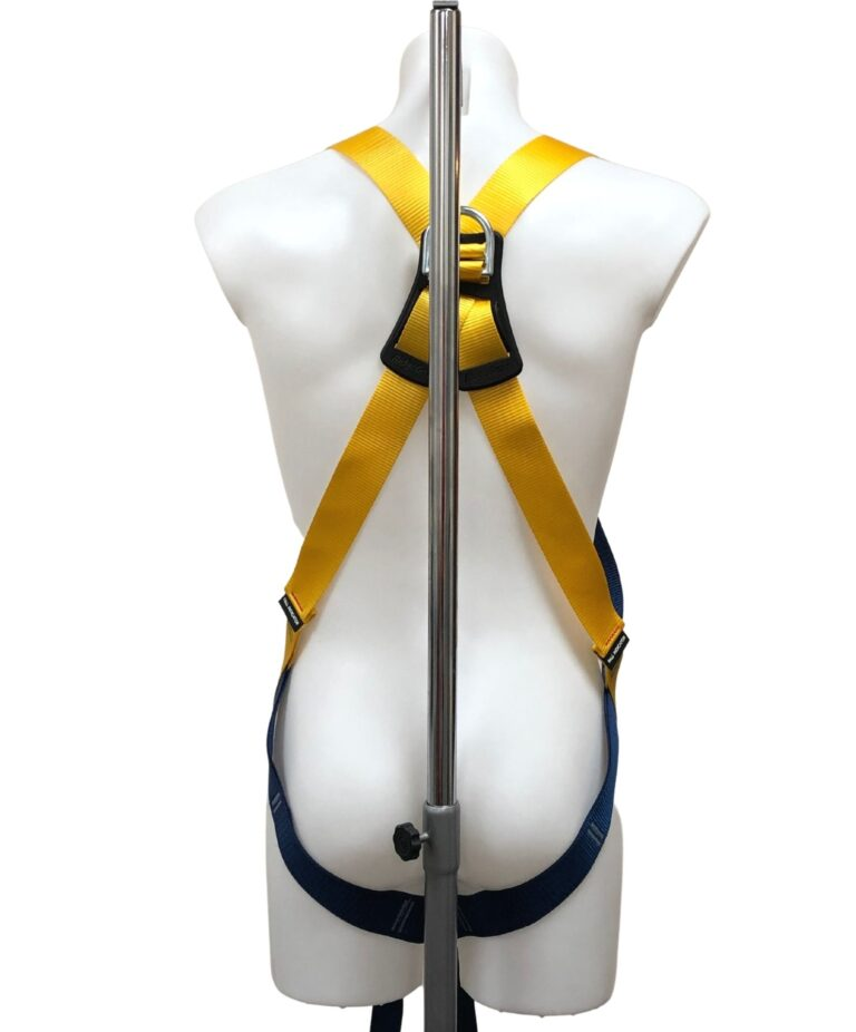 2-Point Fall Restraint Harness Kits Back