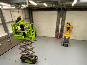 Warren Access Newcastle new dedicated training centre in Cramlington