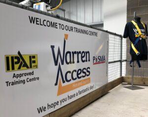 Warren Accessnew premises