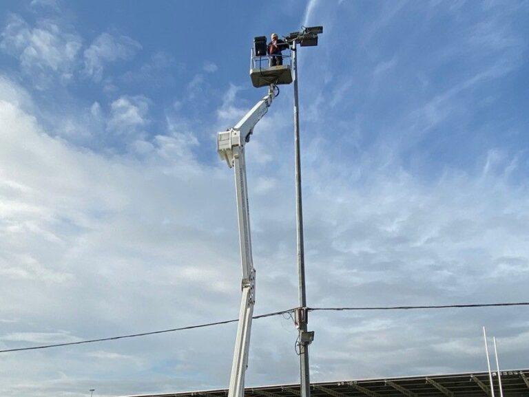 Common work at height hazards