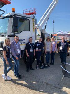 Warren Access team at Vertikal Days 2021