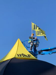 IPAF stand at Vertikal Days 2021